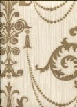 Regalia Wallpaper 7003-002414 By Brewster Fine Decor